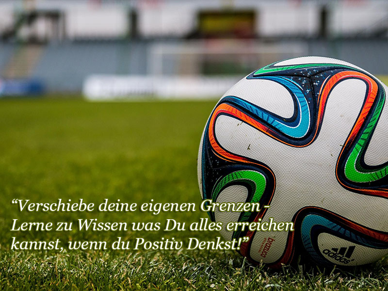 Beratungsansatz und Motto von Carsten Gaiser - hier Fußball