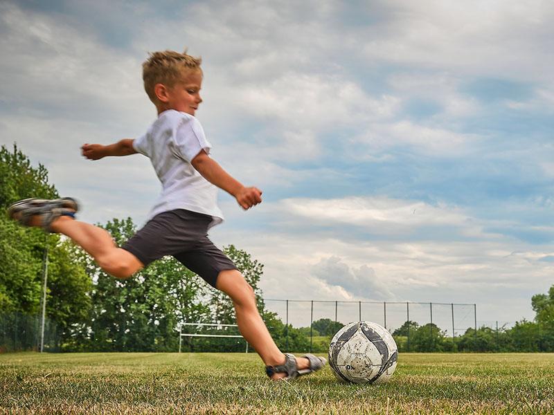 Verbesserung der individuellen Fußballfähigkeiten bei Kids - Angebote von Carsten Gaier